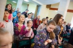01.04.2018 Вербное воскресенье