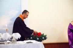 03.12.2017 1-й Адвент и крещение