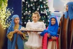 07.01.2018 Детский рождественский спектакль