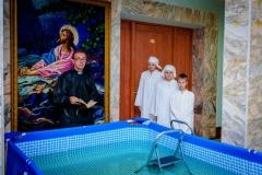 14.06.2015 крещение