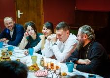 20.12.2015 Встреча с православными братьями в Доме Евангелия