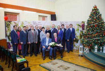 Воскресное торжественное служение – 30 лет «Дом Евангелия»